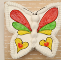 Fluffy Butterfly Cakes