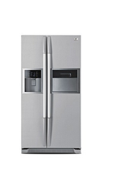 604 Side By Side Refrigerator