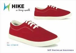 C 1 HIKE CANVAS SHOES