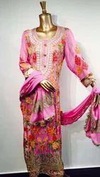 Wedding Wear Pink Suit
