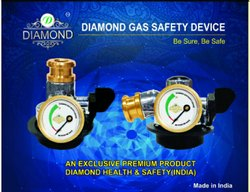 Diamond Gas Safety Devices