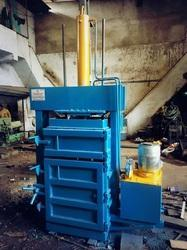 Hydraulic Single Box Baling Press Machine For Cardboard