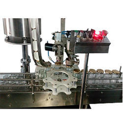 Automatic Crown Capping Machine