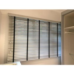Horizontal PVC Office Window Curtain Blind