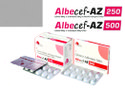 Cefixime 200mg  Azithromycin-250   LB