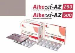 Cefixime 200mg  Azithromycin-250 Lactic Acid Basillus 60 ms