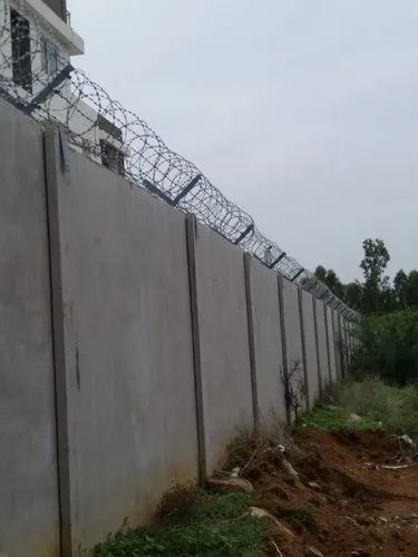 RCC Precast Compound Wall - Compound Wall Manufacturer from Chennai