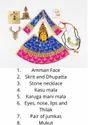 Varalakshmi Ammavari Statue