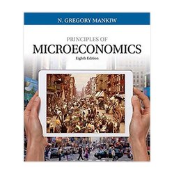 Principles Of Microeconomics Book, N. Gregory Mankiw