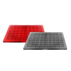 Electrical Rubber Mat with ISI