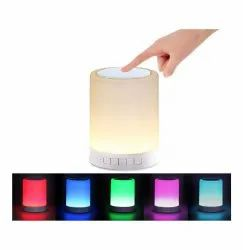 1.6W LED Touch Lamp Bluetooth Speaker