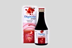 Digitone Digestive Enzyme Syrup