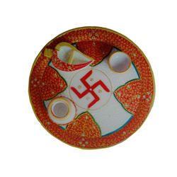 Diwali Gift Items Puja Thali