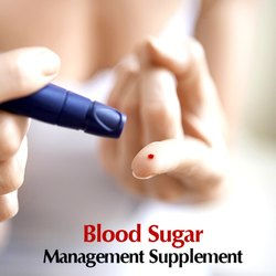 Diabetic Herbal Medicine - Blood Sugar Management Supplement