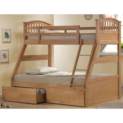Wooden Bunk Bed Size 135 X 50 X 125 Cm Rs 27000 Unit Outdoor Hub Brand Of Designer Furniture Id 6544345991