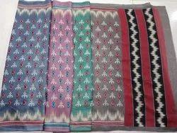Ladies Colored Kota Silk Saree