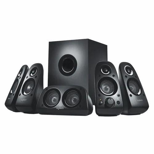 99eefccf273 Logitech Z506 5.1 Surround Sound Speaker System, Rs 9995 /piece | ID ...