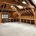Timber Rafters For Interior