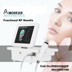 Portable MicroNeedling Radio Frequency MNRF Machine