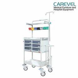 Plastic Cabinet MS Crash Cart