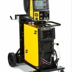 ESAB Pulse MIG Machine 400 Amps