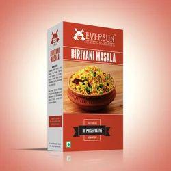 Eversun Biryani Masala, Packaging Size: 50g