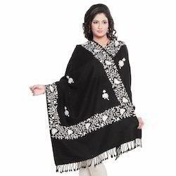 Floral Design Kashmiri Shawl 194