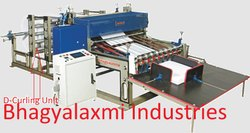 Bhagyalaxmi Tissue Paper Cutting Machine, 13gsm To 100gsm, for Convertig In Tissues Paper