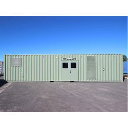 40 Feet Site Container