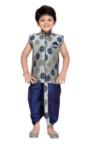6c05a9189f2f Kids Dhoti Angrakha Set For Boys at Rs 495 /piece | Geeta Colony ...