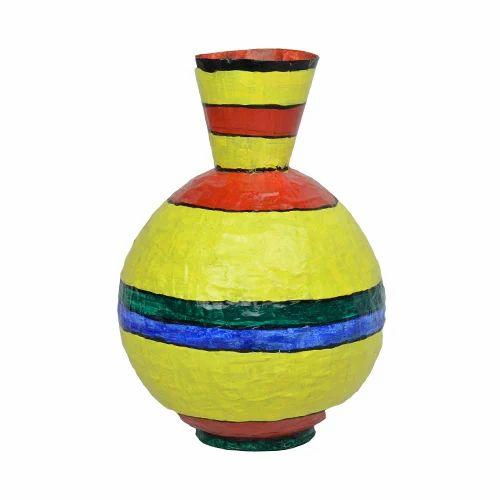Newspaper Flower Vase At Rs 400 Piece Sansad Marg Area New