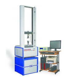 Computer Controlled Universal Testing Machine