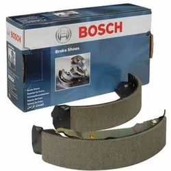 Iron Bosch Brake Pad, Packaging Type: Box, For Automotive