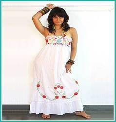 Cotton Ladies Dresses