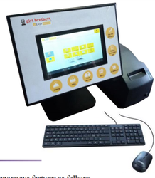 Touch Screen Billing Machine