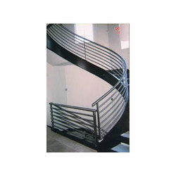 Stainless Steel SS Railing Fabrication Service