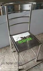 Federtek Stainless Steel Ss Dining Chair