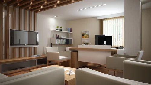 marvellous home office interior design ideas | Manager Room Design, Call Center Interior, Interior Fit ...