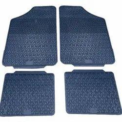 Blue Rubber Car Floor Mats, For Cars