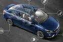 Blue Maruti Suzuki Ciaz Smart Hybrid Sigma Petrol Car
