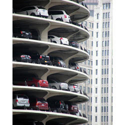 Circular Car Parking System