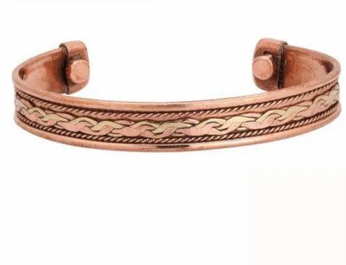 Cuff Shape Uni Copper Magnetic