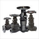 Forge Steel Gate Globe Valve