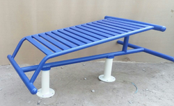Outdoor Incline Bench