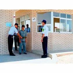 Corporate Unarmed Factory Security Guard Service