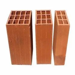 Rectangular Perforated Bricks