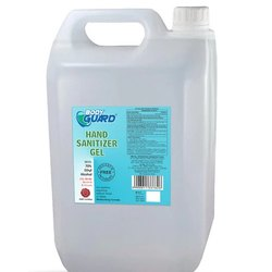 5 L Hand Sanitizer Transparent Gel