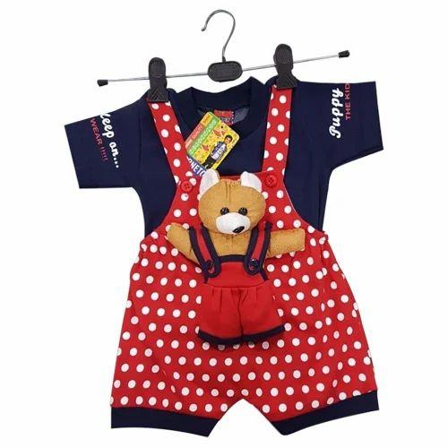 Unisex Cotton Designer Baby Dress da9a136ae