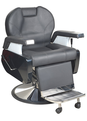 Black Barber Chair TCH 50 for Commercial