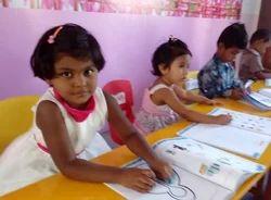 LKG Education Class For Boys